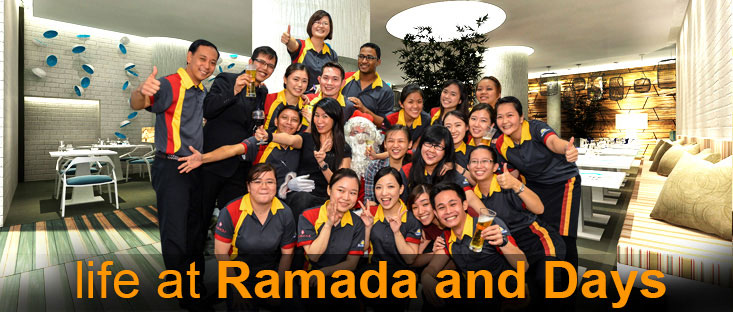 Ramada Days Hotel Singapore - Life at Ramada Days